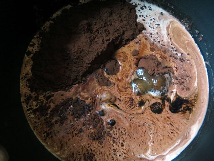 hot fudge ingrediets