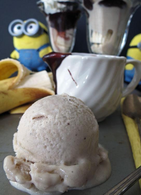 minions ice cream