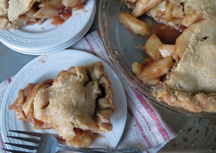 freakin worth it apple pie